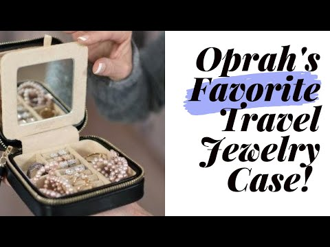 My must have travel jewelry case!