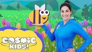 Saturday Morning Yoga | Enzo the Bee 🐝🍯💛