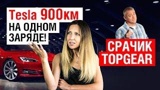 Скандал с Top Gear, 900 км без подзарядки на Tesla, тестируем новую Kia Rio - VeddroNews e116