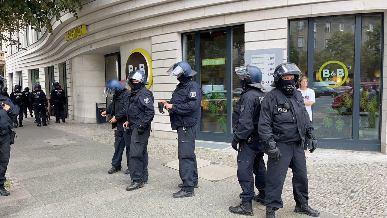 Boris Reitschuster: Berlin im Belagerungszustand
