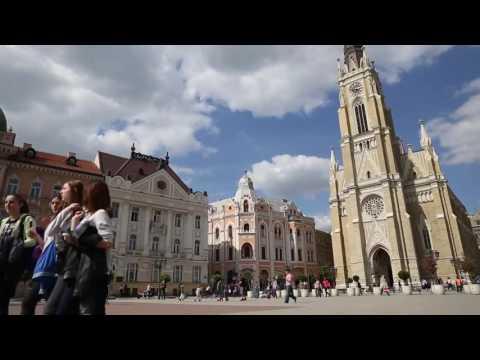 Travel Guide Hotels in Novi Sad, Serbia Hotel Centar