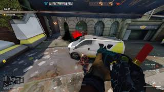 Dirty Bomb - New Ghostclip Fletcher Loadout on Bridge