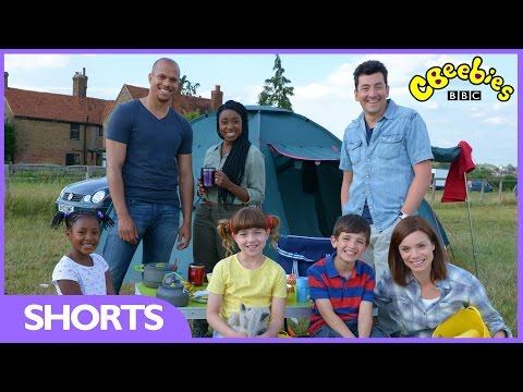CBeebies: Topsy and Tim - Camping - Series 3