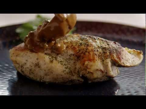 How to Make Chicken Breasts in Caper Cream Sauce | Chicken Recipe | Allrecipes.com