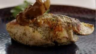 Chicken Recipe - How To Make Chicken Breasts In Caper Cream Sauce
