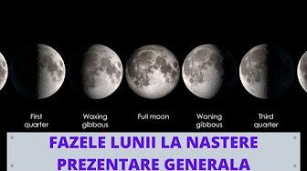 fazele lunii)