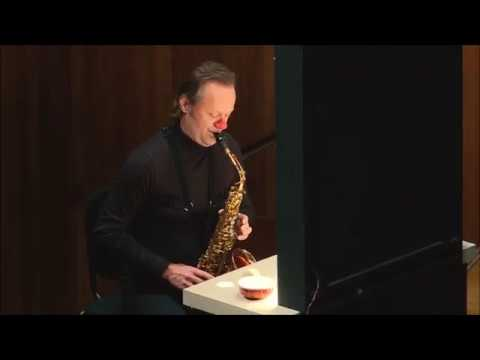 Fellini for Alto Saxophone, Circus Band and Wind Orchestra - Johan de Meij