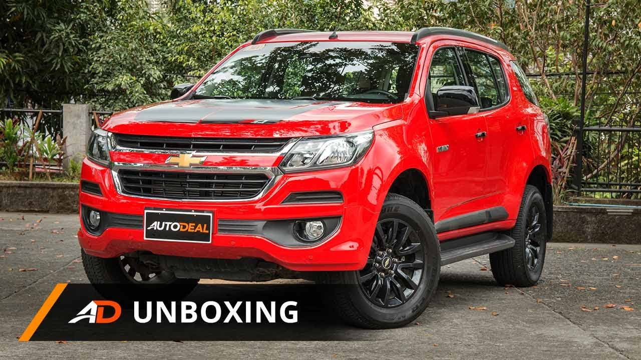 2017 Chevrolet Trailblazer 2.8 AT 4x4 Z71 - AutoDeal Unboxing - YouTube