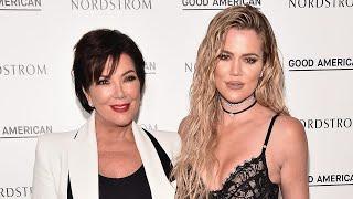Kris Jenner Keeping Khloe Kardashian's 'Spirits High' Amid Cheating Scandal (Exclusive)