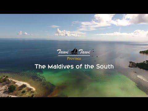 The Maldives of the South - Tawi-Tawi