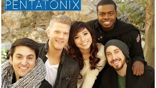 Valentine - Pentatonix (Lyrics)
