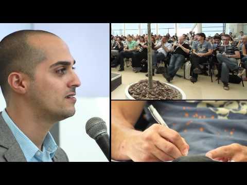 אירוע Creative Sandbox- מתוך שבוע אירועי Think Week של Google