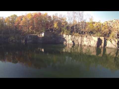 Quarry Park Drone Video