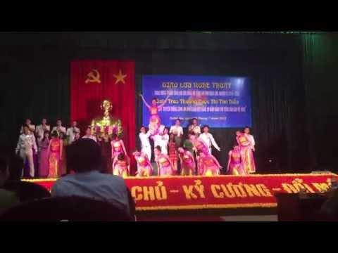 Hát múa: Nghệ An vươn tầm cao mới