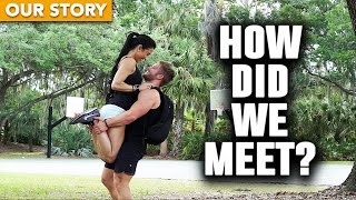 HOW DID WE MEET? | Training Split, Diet and Life Update
