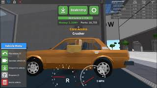 Let's Play Roblox Car Crushers 2