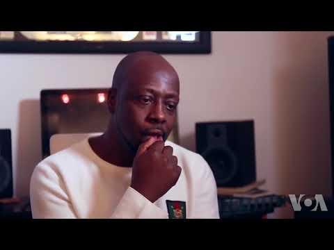 #Haiti: Entèvyou Lavwadlamerik ak Wyclef Jean ( pati 1)