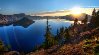 Crater Lake Behind the Scenes - Trey Ratcliff