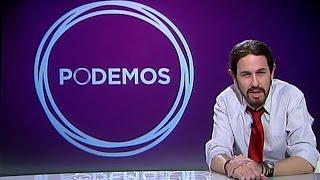 "Pablo Iglesias: ""Os gusta Podemos, ¿eh? Normal, si somos la polla con cebolla"" I JOAQUÍN REYES"