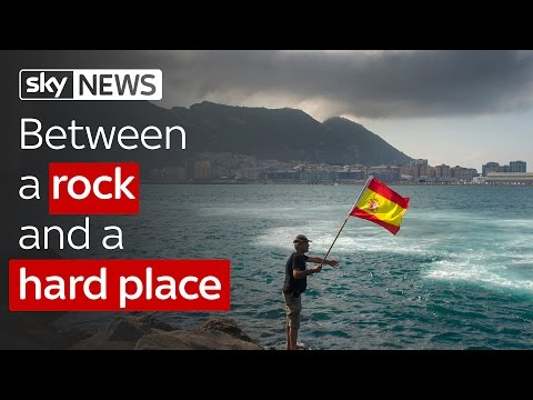 Brexit: EU hands Spain power over Gibraltar's future