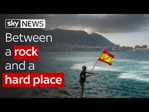 Brexit: EU hands Spain power over Gibraltar's future