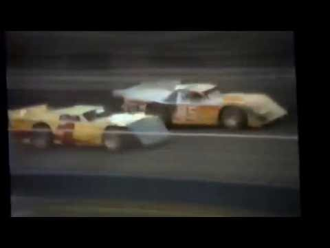 1985 races at Dakota State Fair Speedway #5 late model heat races