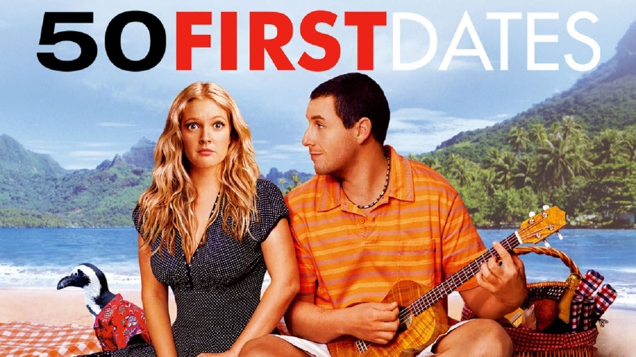 Download 50 First Dates (2004) Movie Live Reaction! | First Time Watching! | Livestream!