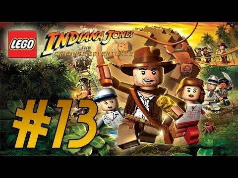 LEGO: Indiana Jones (Original Adventures) The Hunt for Sir Richard - Part 13 Walkthrough