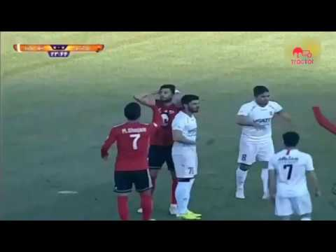 Tractor Shahr Khodrou Goals And Highlights