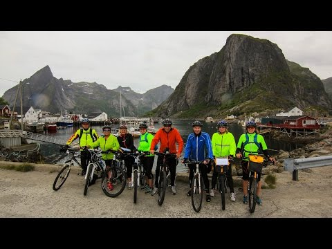THE LOFOTEN ISLANDS - Discover Norway Bike Tour