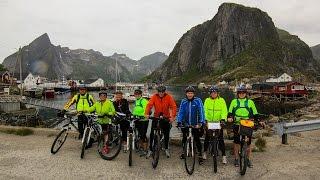 THE LOFOTEN ISLANDS - Discover Norway Bike Tour