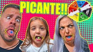 JUEGO de CARAMELOS PICANTES...🍬🍬.😱🍬🍬 Itarte Vlogs