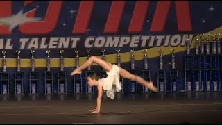 "Janey Nexstar Nationals 2015 ""Dreamer"" - Age 12"