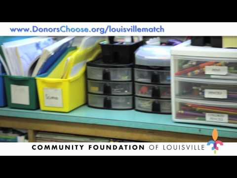 William Mapother DonorsChoose.mov