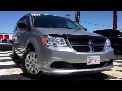 2017 Dodge Grand Caravan | 7 Seater | Cruise Control | Van Passenger Van