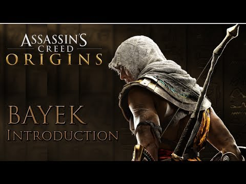 Thumbnail: Assassin's Creed Origins - Introduction to Bayek | Face Reveal, Outfit, Weapons [E3 2017]