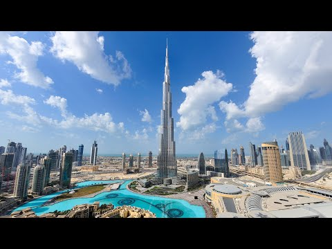 Burj Khalifa 'At the Top SKY' experience, Dubai