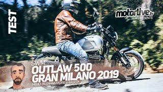 SWM OUTLAW 500 GRAN MILANO 201…