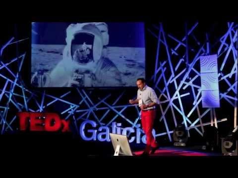 Sparkling Inspiration: Miguel Silva at TEDxGalicia
