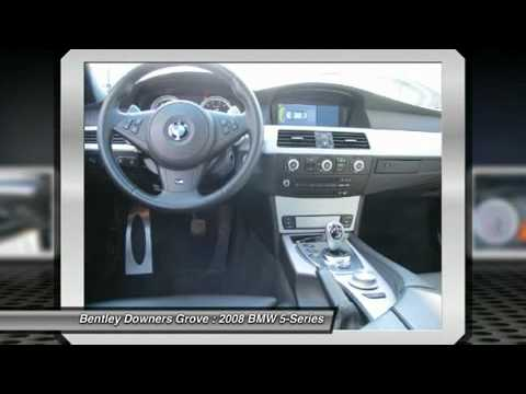 2008 BMW 5Series  4dr Car Downers Grove IL P10826