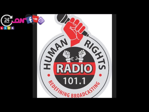 247 Brekete Family Programme on Human Rights Radio.