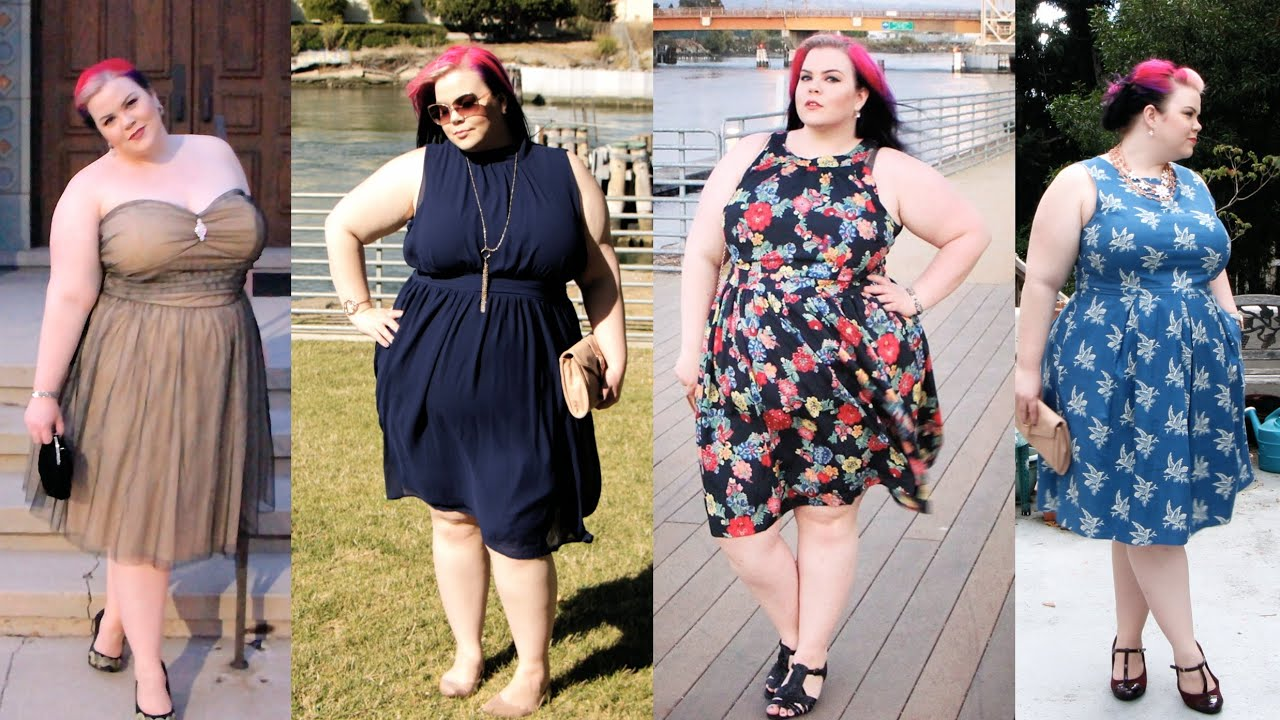 Wedding Guest Dress Etiquette Plus Size Lookbook