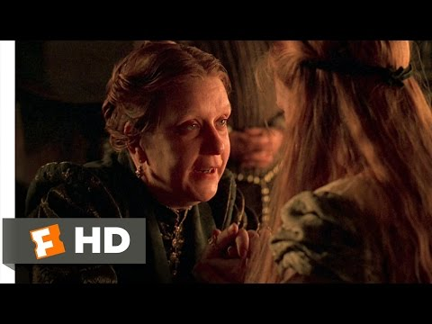 Elizabeth (3/11) Movie CLIP - Elizabeth Speaks With Queen Mary (1998) HD