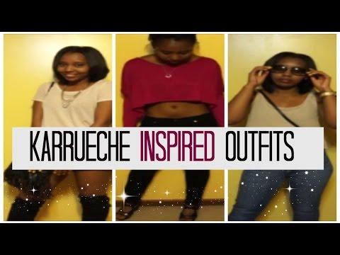 Karrueche Tran Inspired Outfits thumbnail