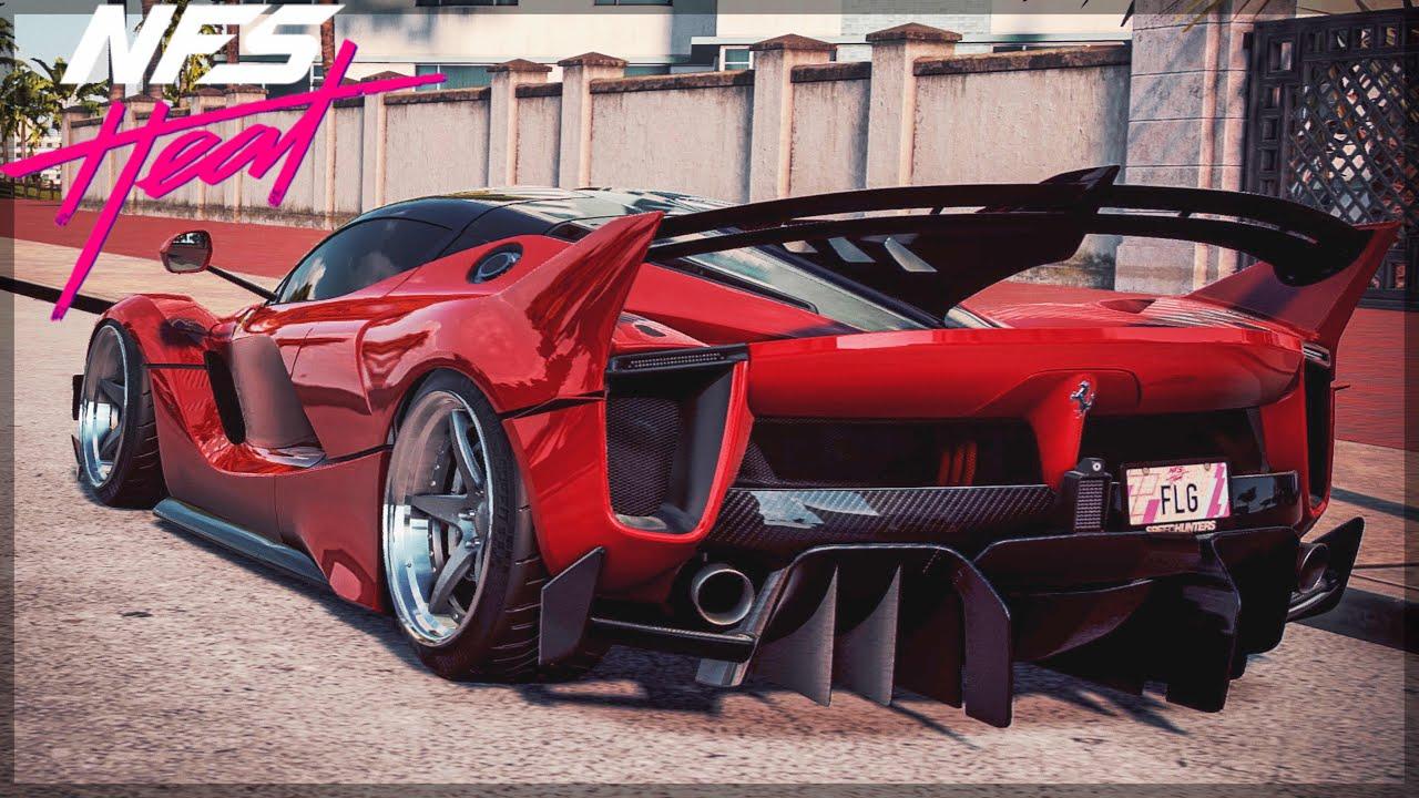 Need For Speed Heat Buying The Ferrari Fxx K Evo Racing Gameplay 4k Youtube 2018 ferrari fxx k evo 4k 3