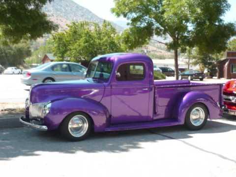 Kernville Car Show