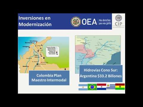 2017 Presentation by Jorge Duran. The Inter-American Committee on Ports (CIP)