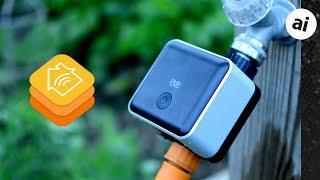 Review: Elgato Eve Aqua HomeKit Smart Water Controller!