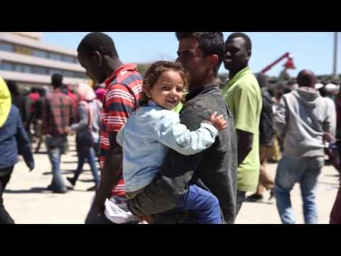 Italy: A risky 10-day boat journey from Yemen