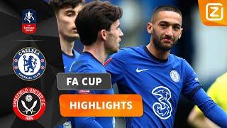 WAT LEKKER AFGEMAAKT! 🇲🇦🔥   Chelsea vs Sheffield United   FA Cup 2020/21   Samen